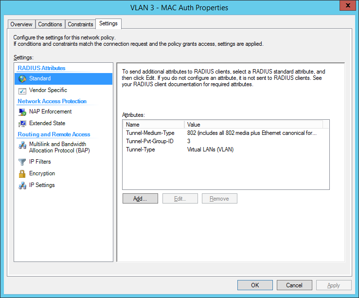 How to use 802 1x/mac-auth and dynamic VLAN assignment - Network Guy