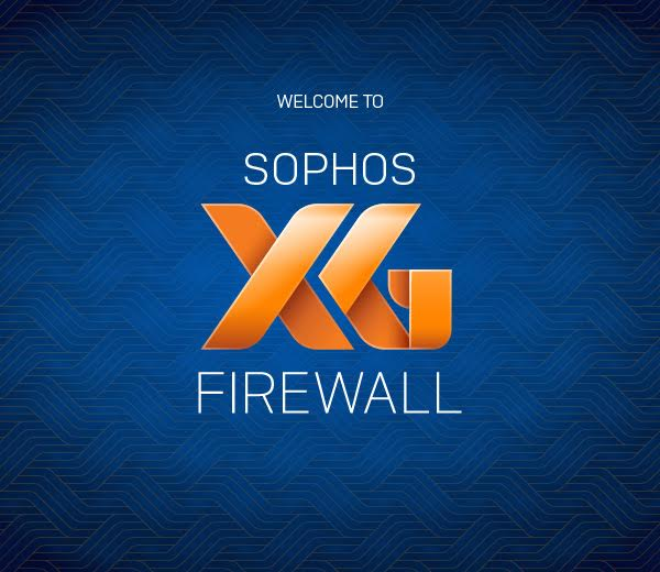 Sophos XG - SFOS 17 1 0 GA Released - Network Guy