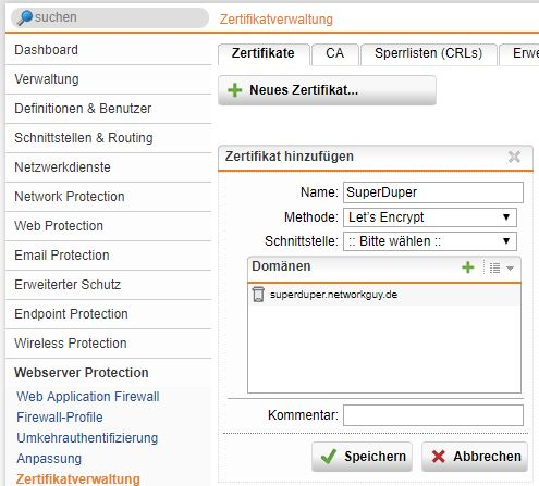 Sophos UTM 9 6 update released - Network Guy