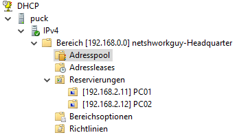 Easy extend your IP-subnet - Network Guy