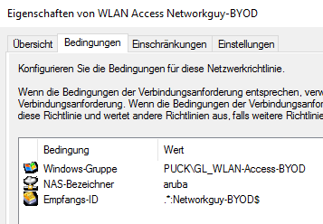 WLAN with 802 1x Radius/NPS Authentication - Network Guy