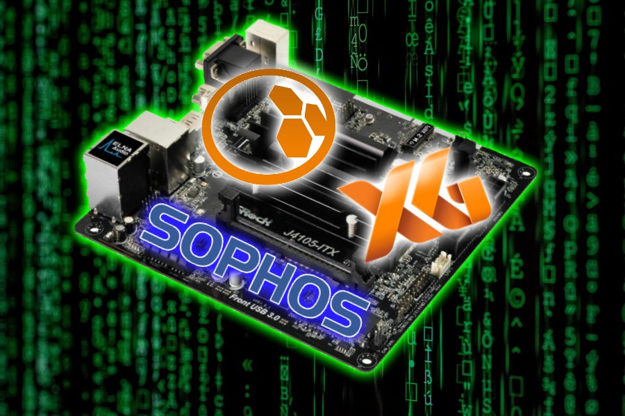 Sophos XG SG UTM Firewall Home Edition